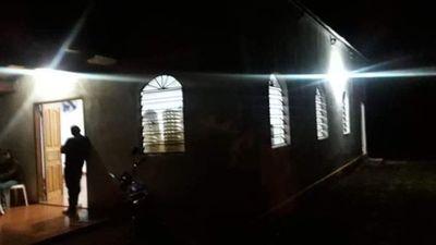 Horqueta: Asesinaron a balazos a pastor evangélico en pleno culto