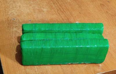 Guardicárceles de Tacumbú encontraron tres paquetes de marihuana en una de sus garitas