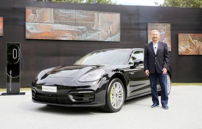 Arribó el nuevo Porsche Panamera