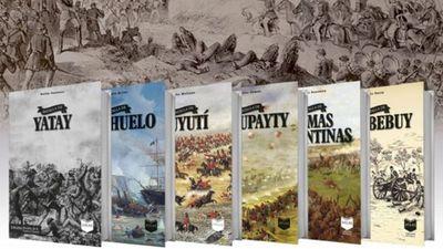 Nueva publicación sobre Guerra Guasu