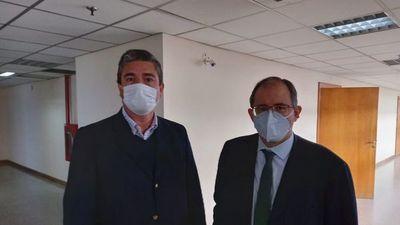 El ex ministro Rody Godoy irá también a juicio oral