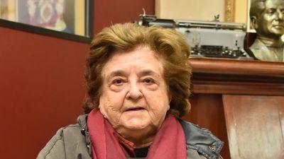 Fallece la reconocida profesora de música Rosa Mereles