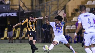 Sportivo Luqueño y Guaraní dan inicio a la fecha 15