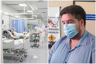 Director de XI Región Sanitaria he'i que el lunes ¿renunciará?