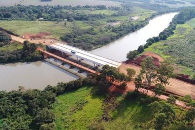 Puente sobre el río Monday entra en su etapa final
