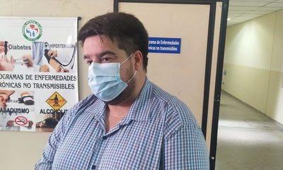 """Dr. Roque Silva: """"alguien del entorno pidió que dé un paso al costado"""""""
