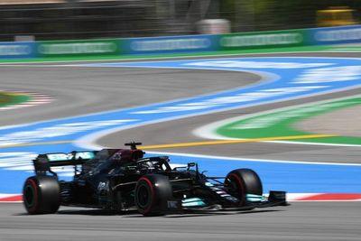 Lewis Hamilton, pole número 100 y primer lugar del GP de España