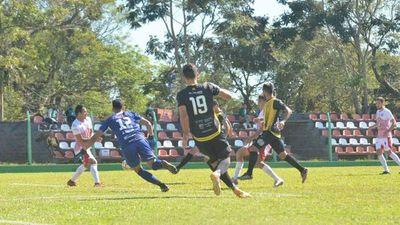Guaraní de Trinidad, 3 de Febrero y Fulgencio Yegros ganaron