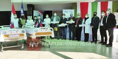 HOSPITAL DE FRAM RECIBE DONACIÓN DE LA COMUNIDAD TAIWANESA