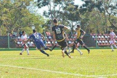 Guaraní venció a San Lorenzo y es tercero en la División Intermedia