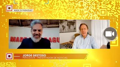 """Jorge Gestoso, el hombre de las noticias:""""Yo no fui a Estados Unidos en busca del sueño americano"""""""