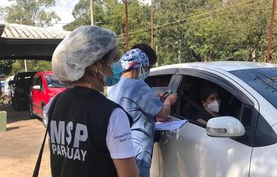 Salud habilitó 80 centros vacunatorios para la inmunización contra el Covid-19 en el país