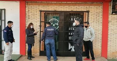 La Nación / Realizan primeros allanamientos a casi un mes de desaparición de la joven Isaura