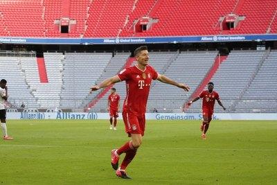Bayern Munich es campeón de la Bundesliga por novena vez consecutiva