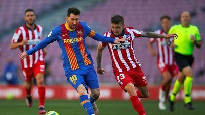 Barcelona y Atlético dejan la Liga en manos del Real Madrid