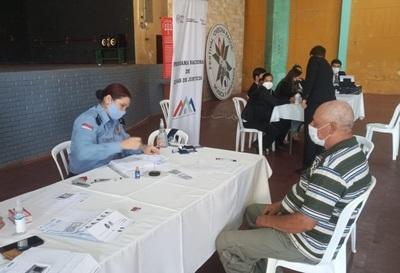 """Servicios estatales llegaron a pobladores de San Miguel a través de """"Casas de Justicia"""
