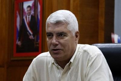 Paraguay detendrá nuevas obras públicas hasta que mejore la situación sanitaria