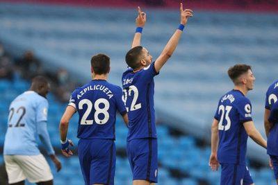 ¿Aviso para la final de Champions? Chelsea derrotó al City y retrasó la conquista de la Premier