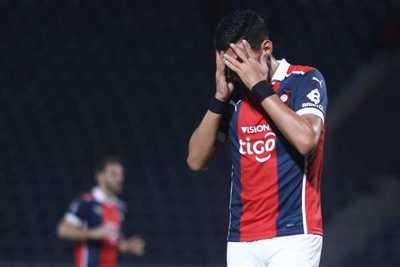 Sobre la hora Nacional empató con Cerro Porteño