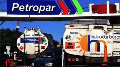 Guardia de Petropar cobró casi G. 18 millones gracias a generosos extras