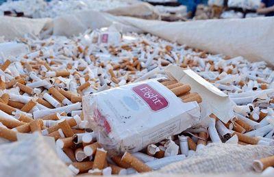 ¿Dónde están  2.200 millones de cajetillas de cigarrillos?