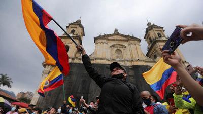 Con convocatorias masivas, miles de colombianos en el exterior se unen a las manifestaciones