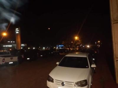 Intervienen fiesta clandestina con aglomeración de personas en Santa Rita