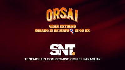 El SNT estrena una película paraguaya: Orsai, una comedia para toda la familia