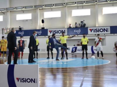 Liga Premium de fútsal tuvo su jornada inaugural