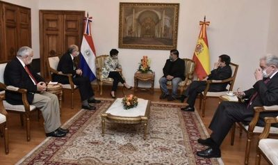 España donará a Paraguay dos toneladas de medicamentos