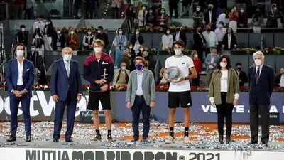 Alexander Zverev reconquista Madrid