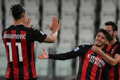 Juventus cae en casa con el Milan y baja al quinto puesto