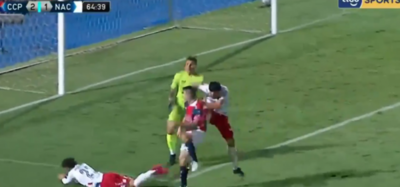 Cerro Porteño, más de medio año sin tener penales a favor