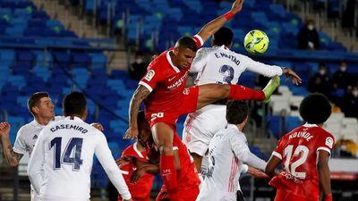 El VAR castiga la heroica del Real Madrid