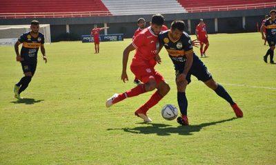 3 de Febrero se repone con victoria ante Trinidense