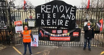La Nación / Reino Unido: despedir y volver a contratar, una polémica práctica