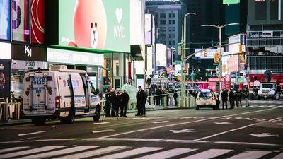 EEUU: Tiroteo en Times Square deja heridos e identifican al sospechoso