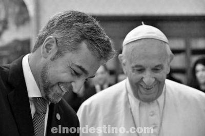 Marito le pide socorro a Francisco, quién encomendó a la Virgen de Caacupé que interceda por Paraguay y las autoridades