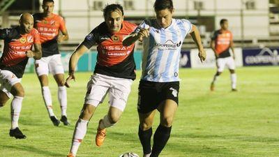 Guaireña y River Plate firman opaco empate en Villarrica