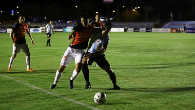 Torneo Apertura. Fecha 15. Guaireña