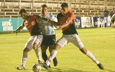 Crónica / El gol quedó para otro día en territorio gua'i
