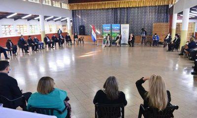 El departamento de Alto Paraná se suma al proceso de transformación educativa – Diario TNPRESS