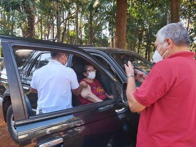 Habilitan vacunatorios contra el COVID-19 en los 22 distritos del Alto Paraná