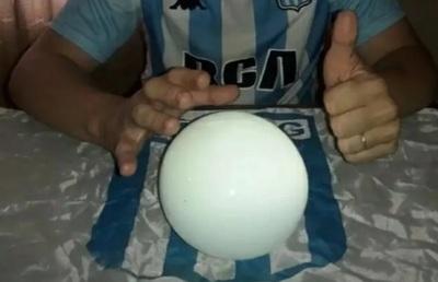 """Hay un hincha """"Nostradamus"""" en el fútbol argentino"""