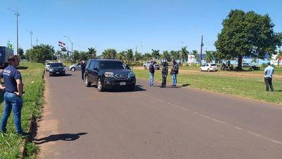Delincuentes roban 150.000 reales en asalto en Amambay