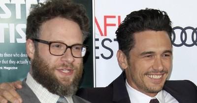 Seth Rogen reconoce que no tiene intenciones de volver a trabajar James Franco
