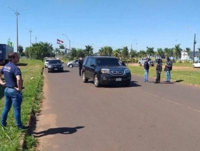 Asaltan a funcionarios de una gasolinera en Pedro Juan Caballero · Radio Monumental 1080 AM