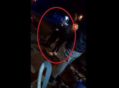 """Intervención policial en fiesta clandestina con escopeta y un arreador"""" Fue un momento de calentura"""", sostuvo suboficial"""