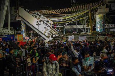 Causas del accidente del metro de Ciudad de México se sabrán en junio