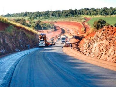 Corredor de la Exportación: Prevén culminar pavimentación asfáltica para fin de año